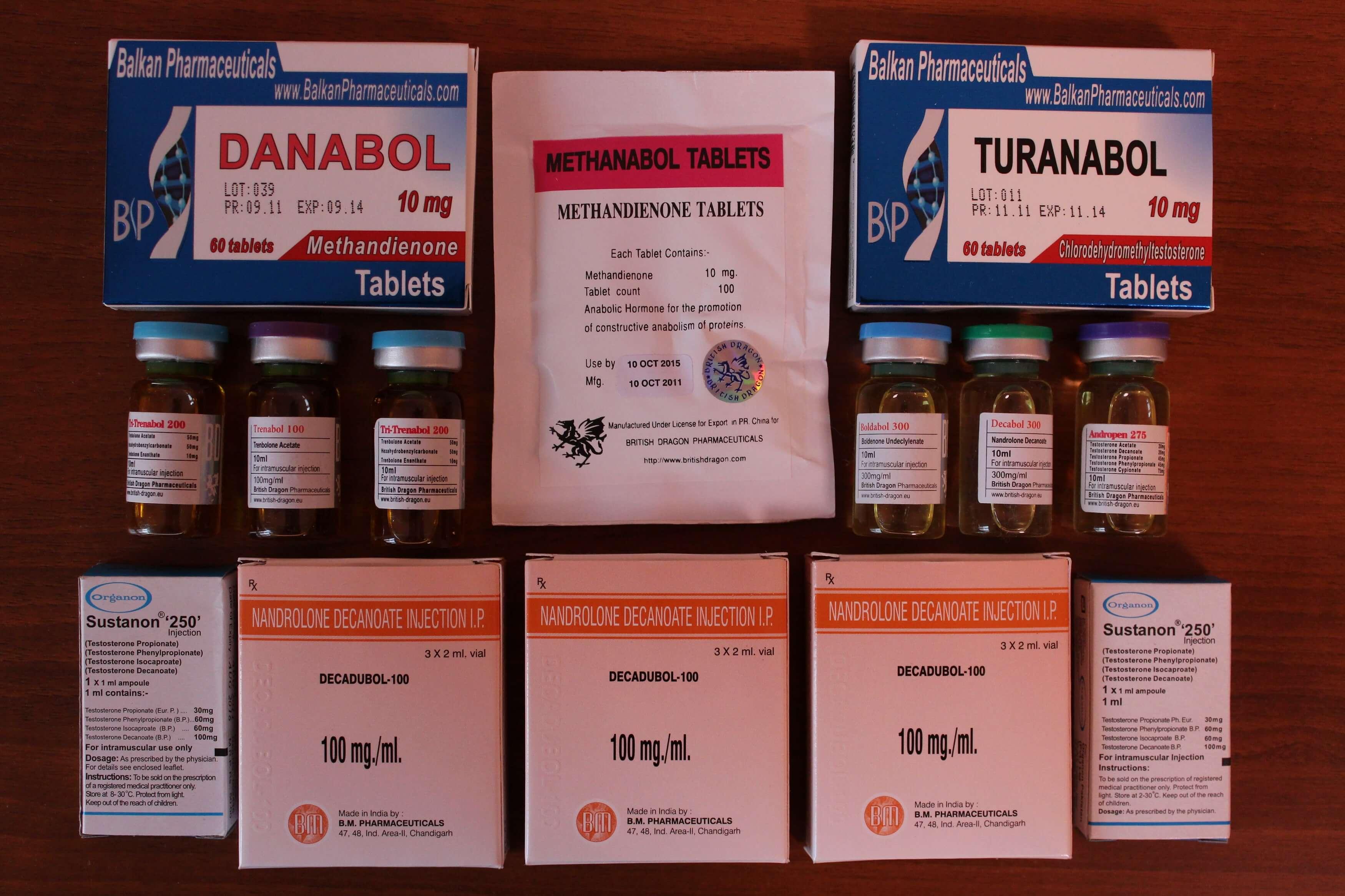 Схема приема станозолол и тестостерона пропионат