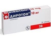 Изображение - Срочно понижающие давление таблетки diroton-200x150
